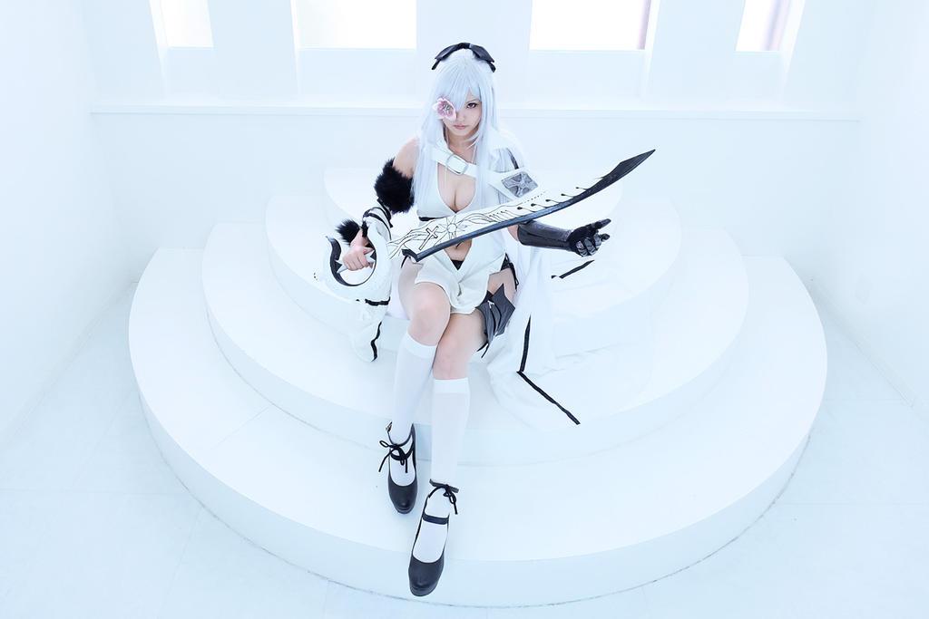 DRAG-ON DRAGOON 3 (Drakengard 3) Zero cosplay by 0kasane0