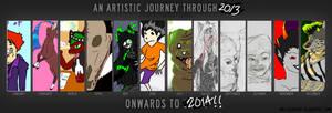 Artistic Journey 2013