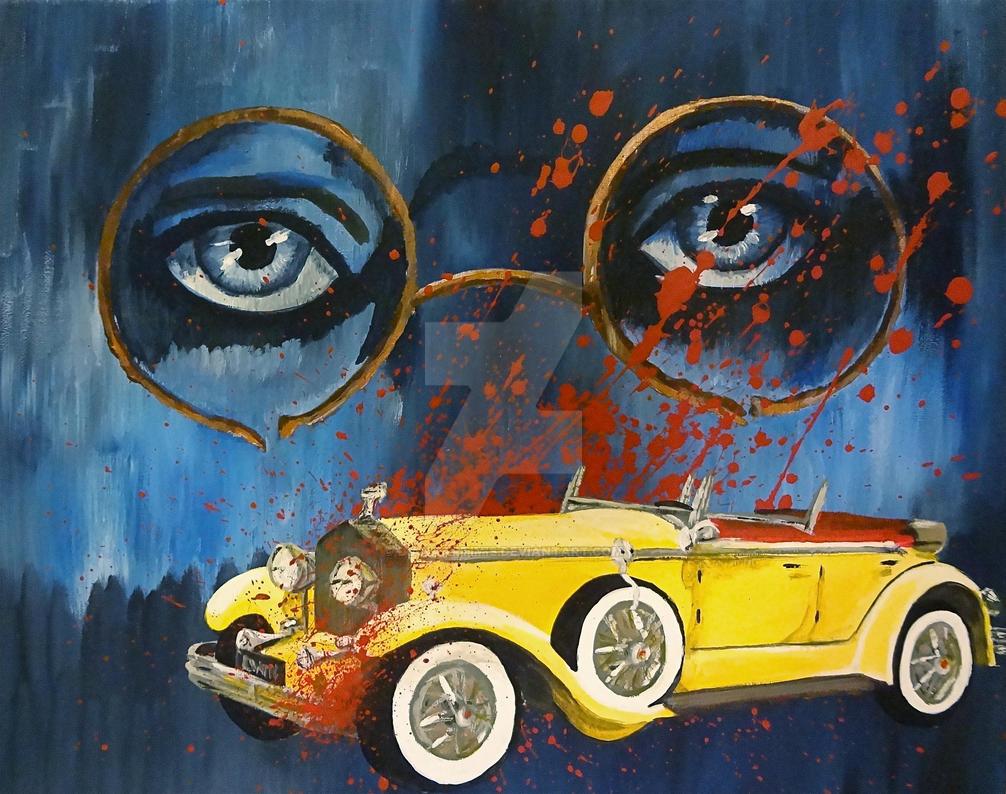 Gatsby's Undoing by DianaArtimis
