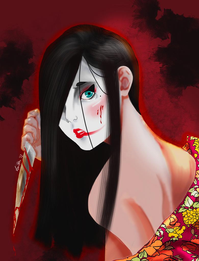 Tsukiko/Innocence by MademoiselleVitth