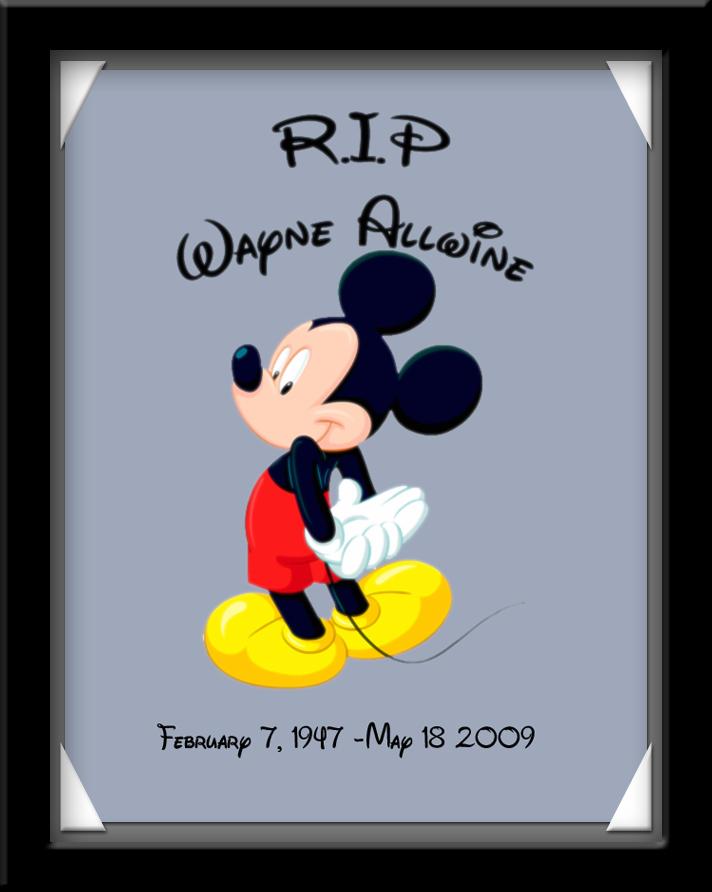 wayne allwine mickey mouse