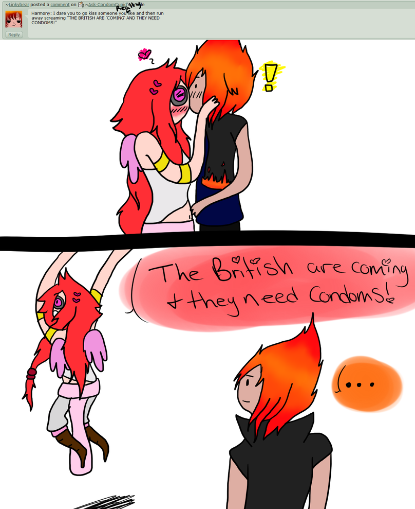 D6: THE BRITISH ARE COMING by Ask-CondomCupid