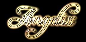 Angelix Logo by xXLavenderRoseXx