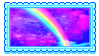 rainbow by glittersludge