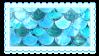 mermaid scales by glittersludge