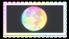 moon glow by glittersludge