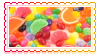 fruity candy by glittersludge