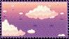 pixel sky by glittersludge