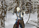 Fighting Winter by Lady-Scythe