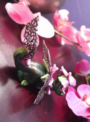Spring Baby Dragon- view 2