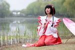 Samurai Warriors 3 Okuni Cosplay