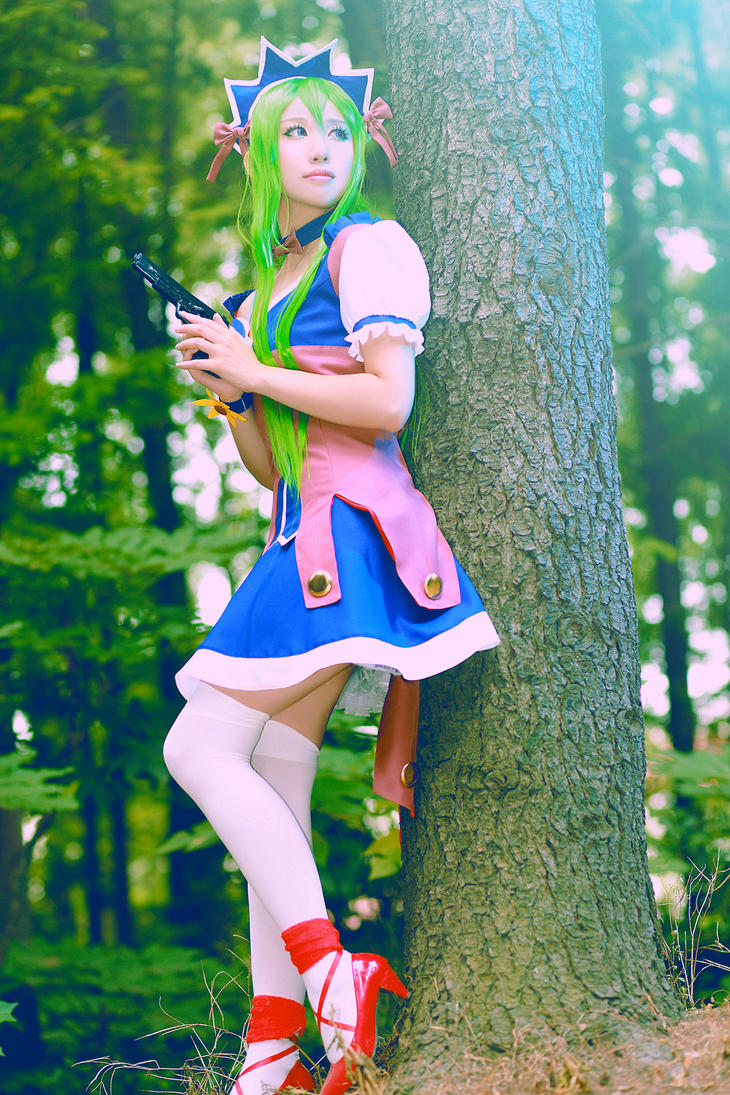 Ixion Saga DT Mariandale Cosplay 03 by jiaanxu