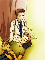 Wake up, Dean... by Deiriniel