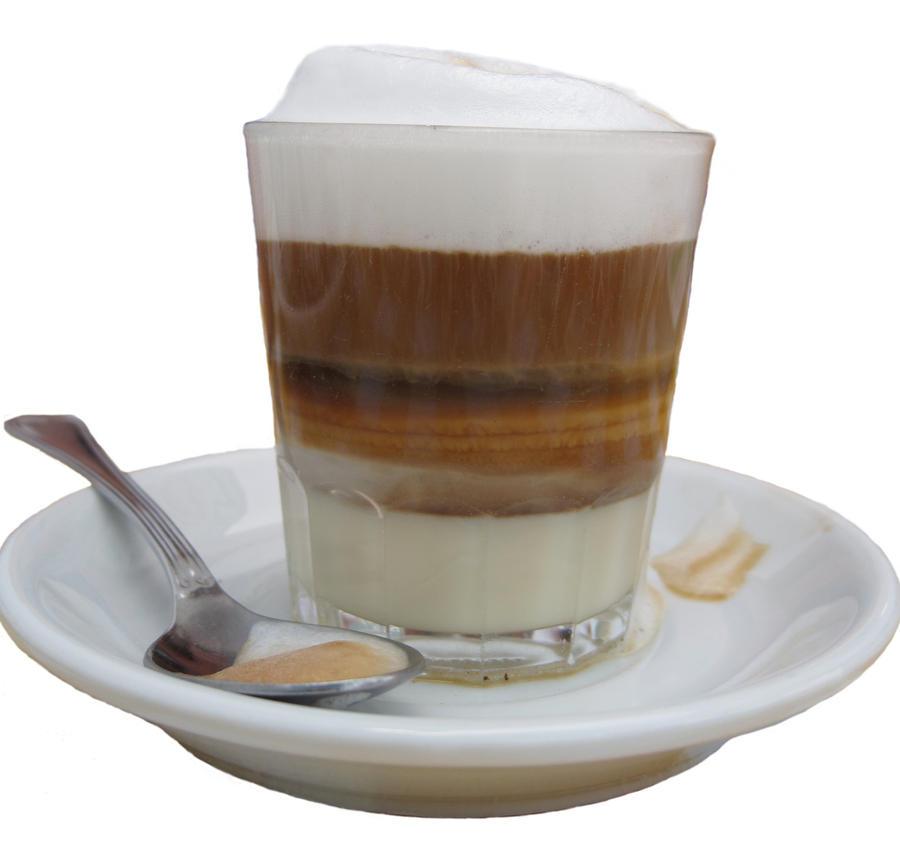 Resultado de imagen de cafe con leche y leche