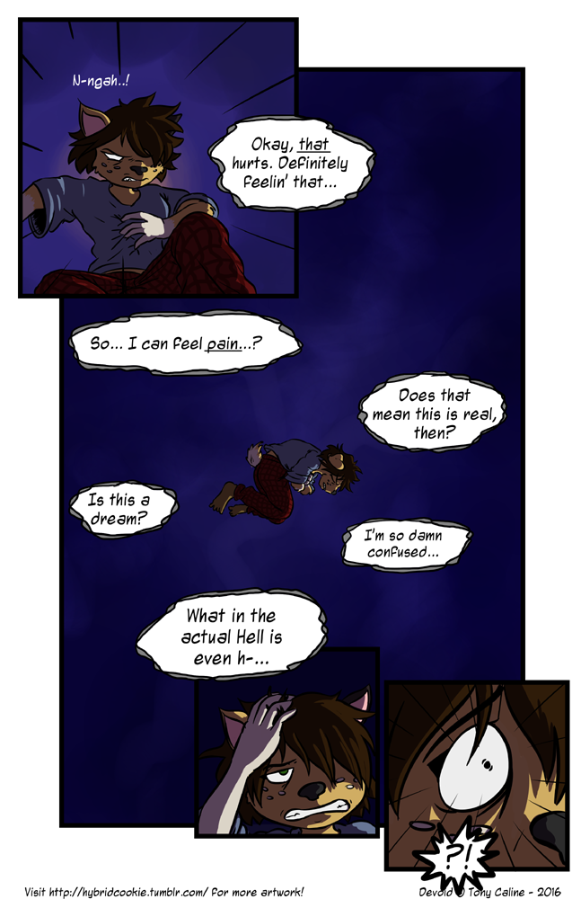 Devoid - Chapter 1: Page 003 by TonyK-Lyne