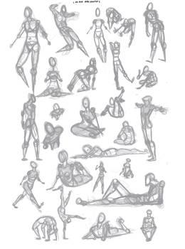No Ref Pose Practice 1