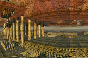 Antikers Temple by littleriverqueen