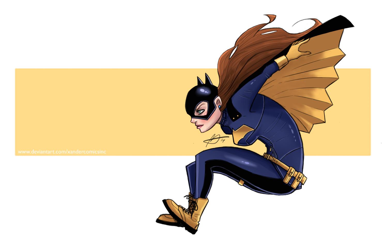 Na Na Na Na Batgirl! by XanderComicsInc