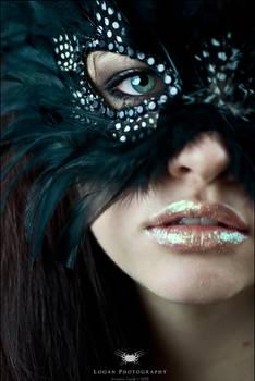 Eye of the mask