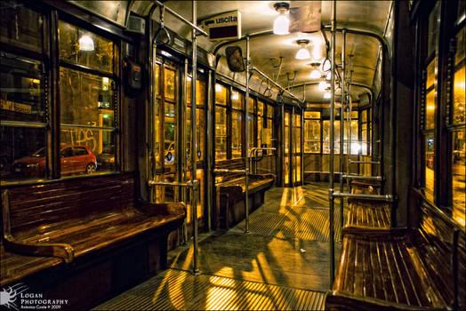 Life in Milan - Tram N.9