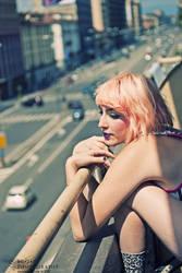 New York's Street by LoganX78