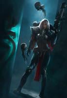 Emperor protect us... by Kimonas