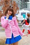 Anzu Mazaki Schooluniform 2012