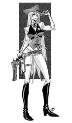 Lady_Law_02 by s2ka