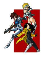 Anime_Ladies by s2ka