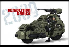 Combat Rider