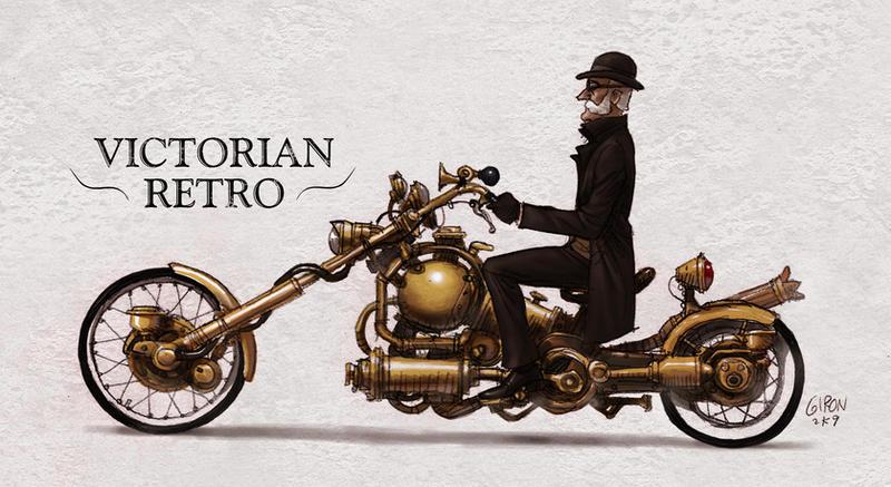 Victorian_Retro by s2ka