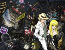 Dead Girls cover art by s2ka