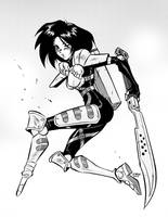 Alita_revisited by s2ka