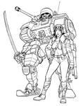 Imperial_Mech_Girl sketch
