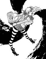 Primavera - Cyber doll by s2ka