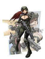 DD Gunner V2 by s2ka