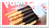 Pocky Stamp by JigglypufftheUTfan