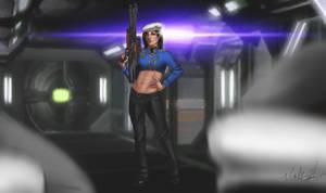 Commander Williams (Mass Effect)