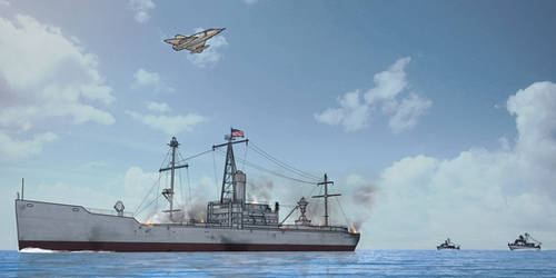 Remember the USS Liberty (Forgotten Tragedies) by Mikesw1234