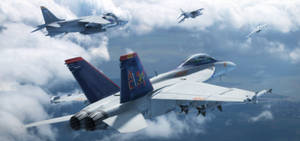 The Special Relationship: Hornets and Harriers
