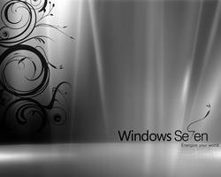 Windows Seven by Arandas