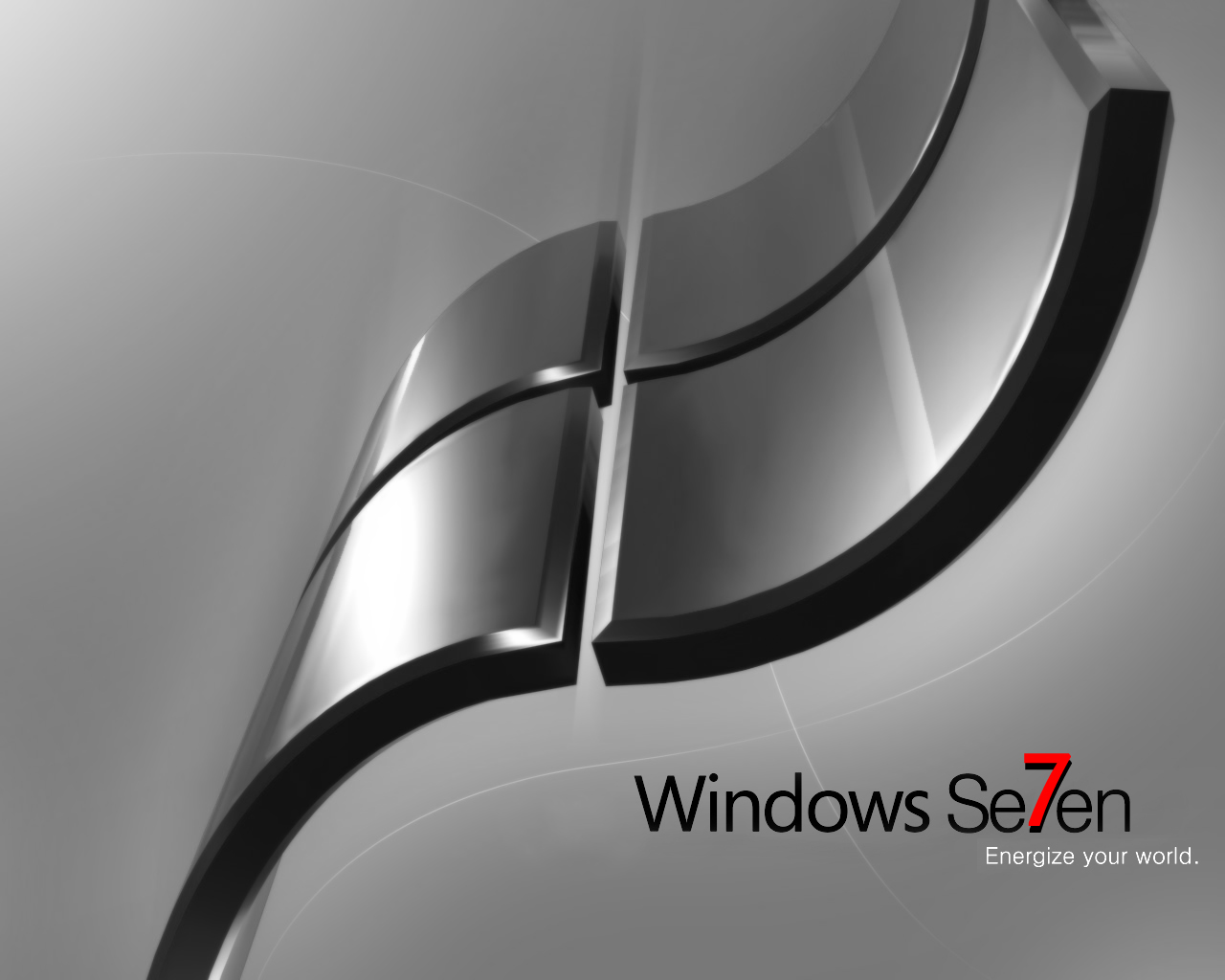 WIndows se7en by Arandas