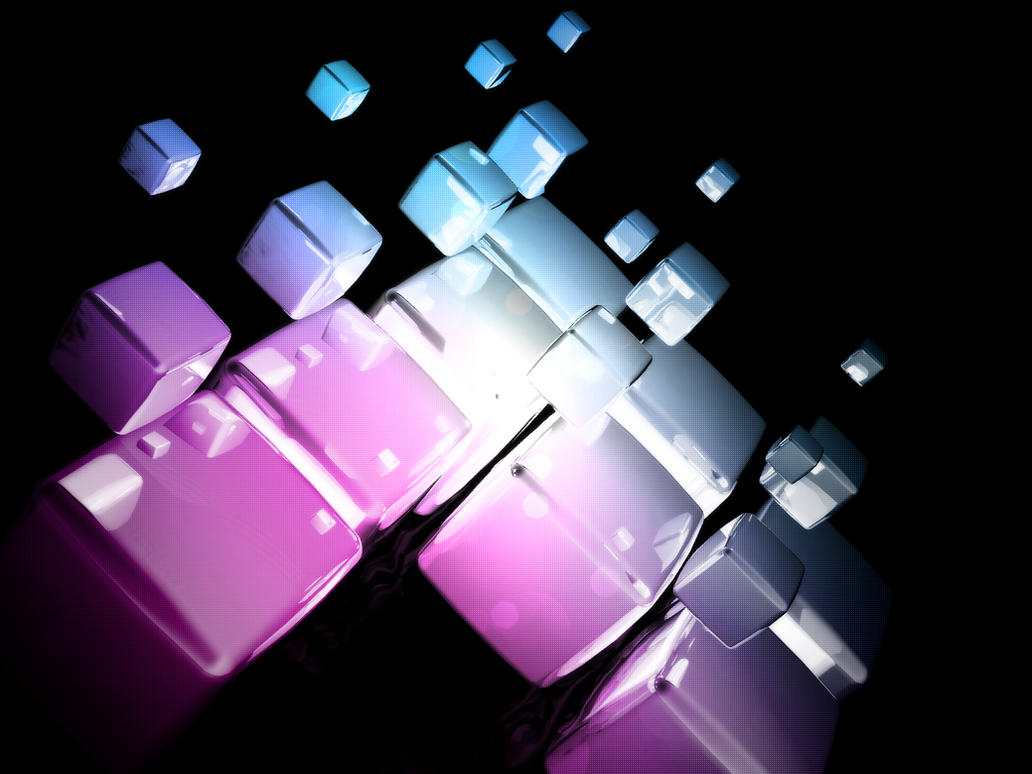 Farewell 24 cubes by Arandas