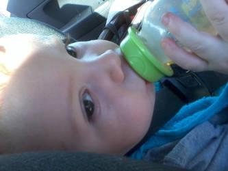 My sweet nephew Nathan by LoyalServant3605