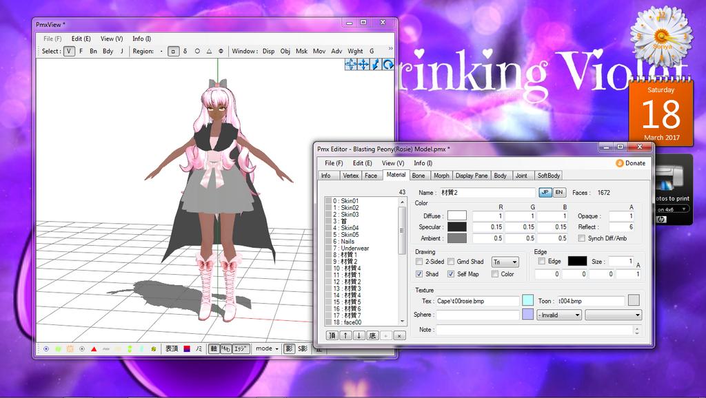 Working on PMD by NightCapLover