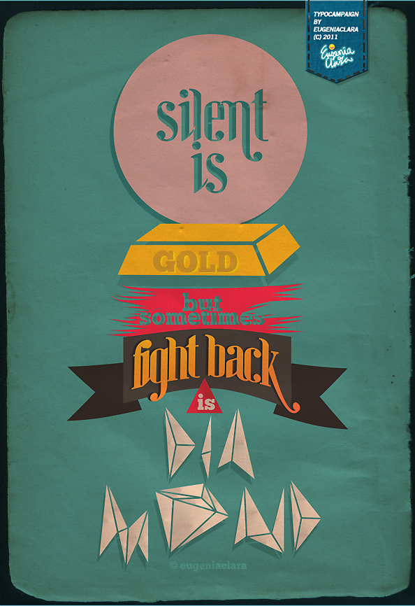 Silent Is Gold But FBID