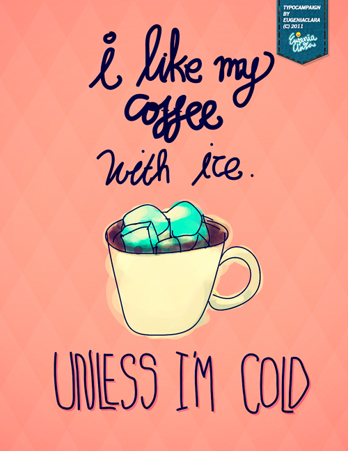 Coffee And Ice