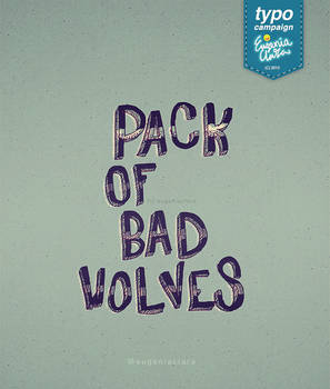 Pack Of Bad Wolves