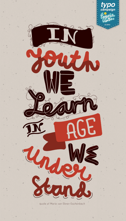 Youth and Age by eugeniaclara