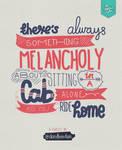 Something Melancholy